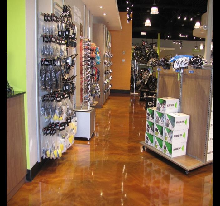 SPARTACOTE Metallic Flooring by LATICRETE