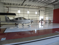 Coating Systems for Aircraft Hangars