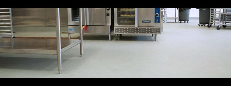 Coating Systems for Food Processing