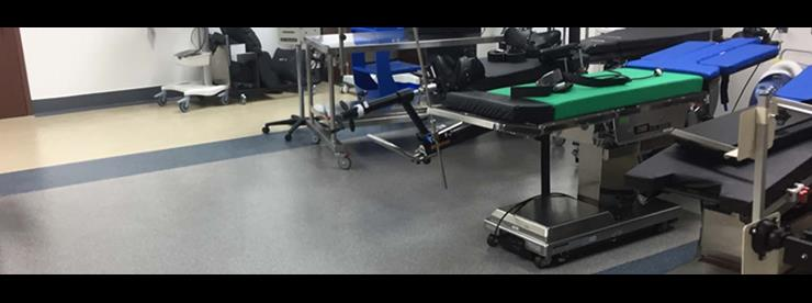 Coating Systems for Health Care Flooring