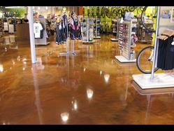 Coating Systems for Retail Flooring
