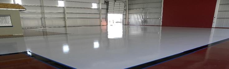 Resinous Concrete Floor Coating Systems