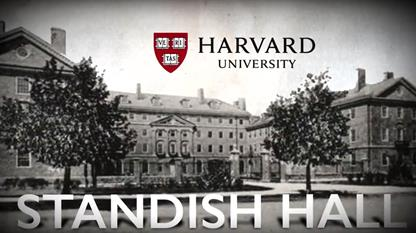 Harvard University - Standish Hall