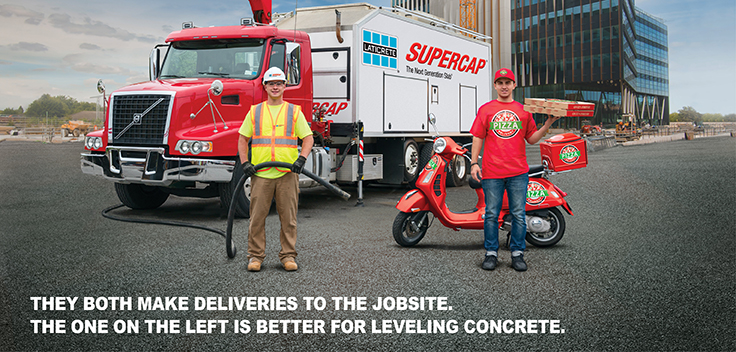 Ready-Mix Jobsite Delivery Ad