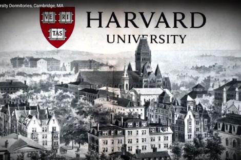 Harvard University Dormitories