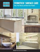 STONETECH Surface Care and Maintenance Product Catalog