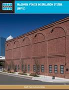 Masonry Veneer Installation Systems Catalog from LATICRETE