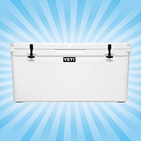 SPECTRALOCK 1 premixed grout Pick 1 Contractor Sweepstakes May prize - Yeti Cooler