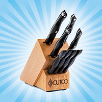 SPECTRALOCK 1 premixed grout Pick 1 Contractor Sweepstakes September prize - Cutco Knife Set