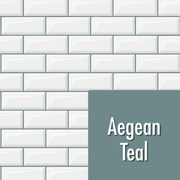 PERMACOLOR Select grout 2021 special edition color aegean teal