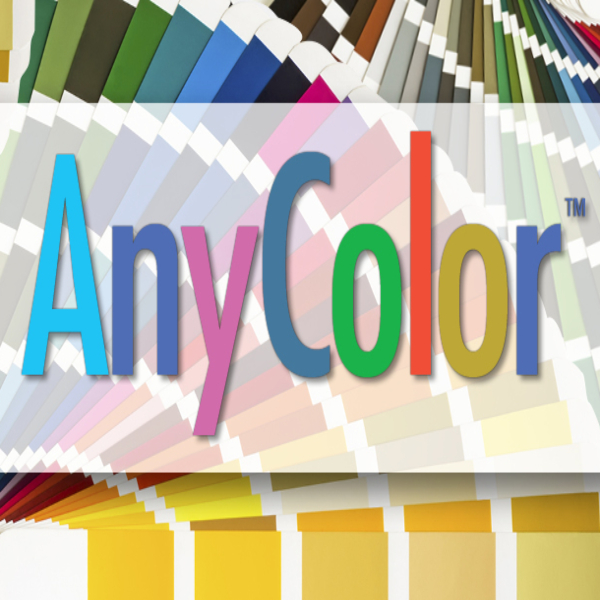 AnyColor™ grout, silicone sealant and resinous coating color matching program
