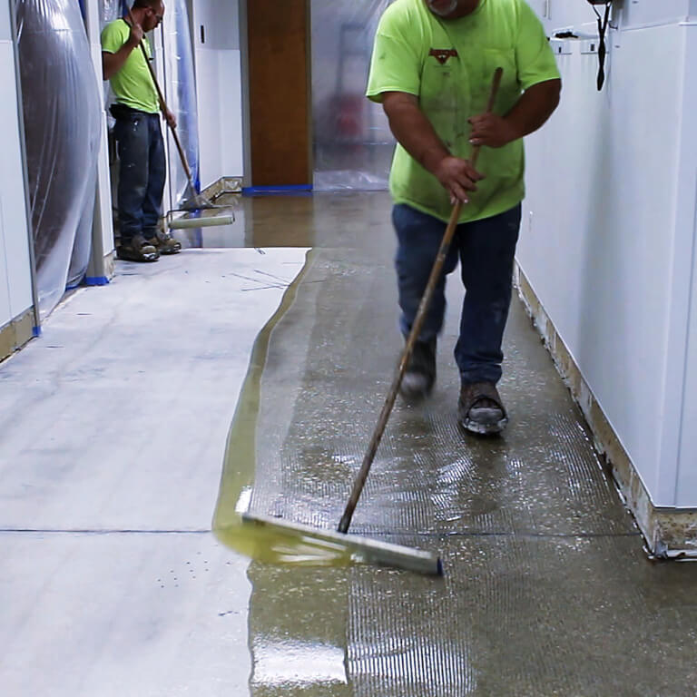 Wall and Floor Primer Solutions from LATICRETE