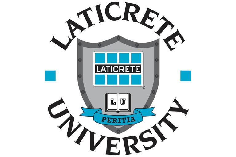 LATICRETE University Online Training
