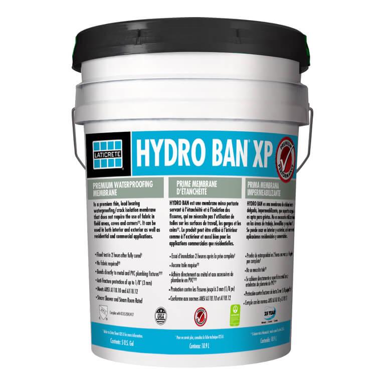 HYDRO BAN XP waterproofing membrane