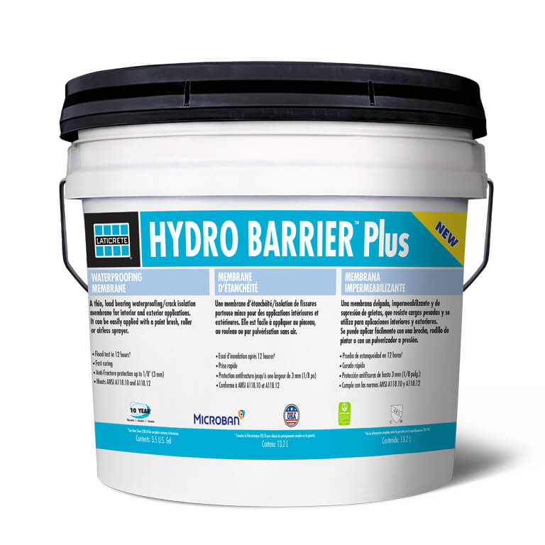HYDRO BARRIER Plus waterproofing membrane
