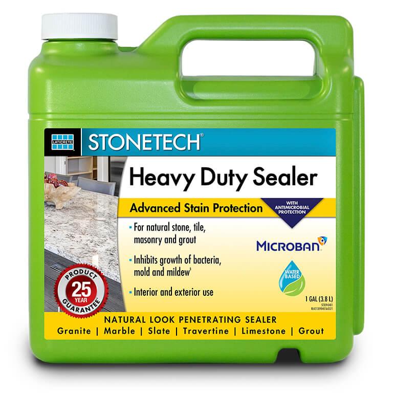 STONETECH Heavy Duty Tile Sealer and Granite Countertop Sealer