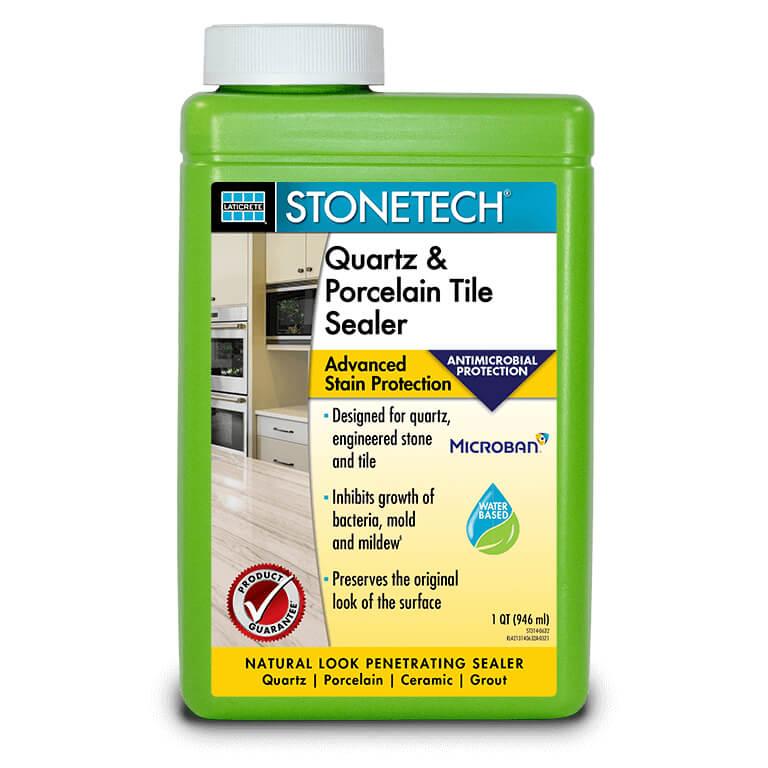 STONETECH Quartz & Porcelain Tile Sealer - Impregnator Sealer