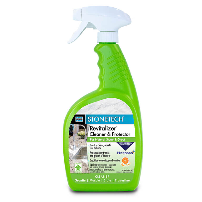 STONETECH Revitalizer Cleaner & Protector - Grout Cleaner