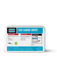 1500 Sanded Grout