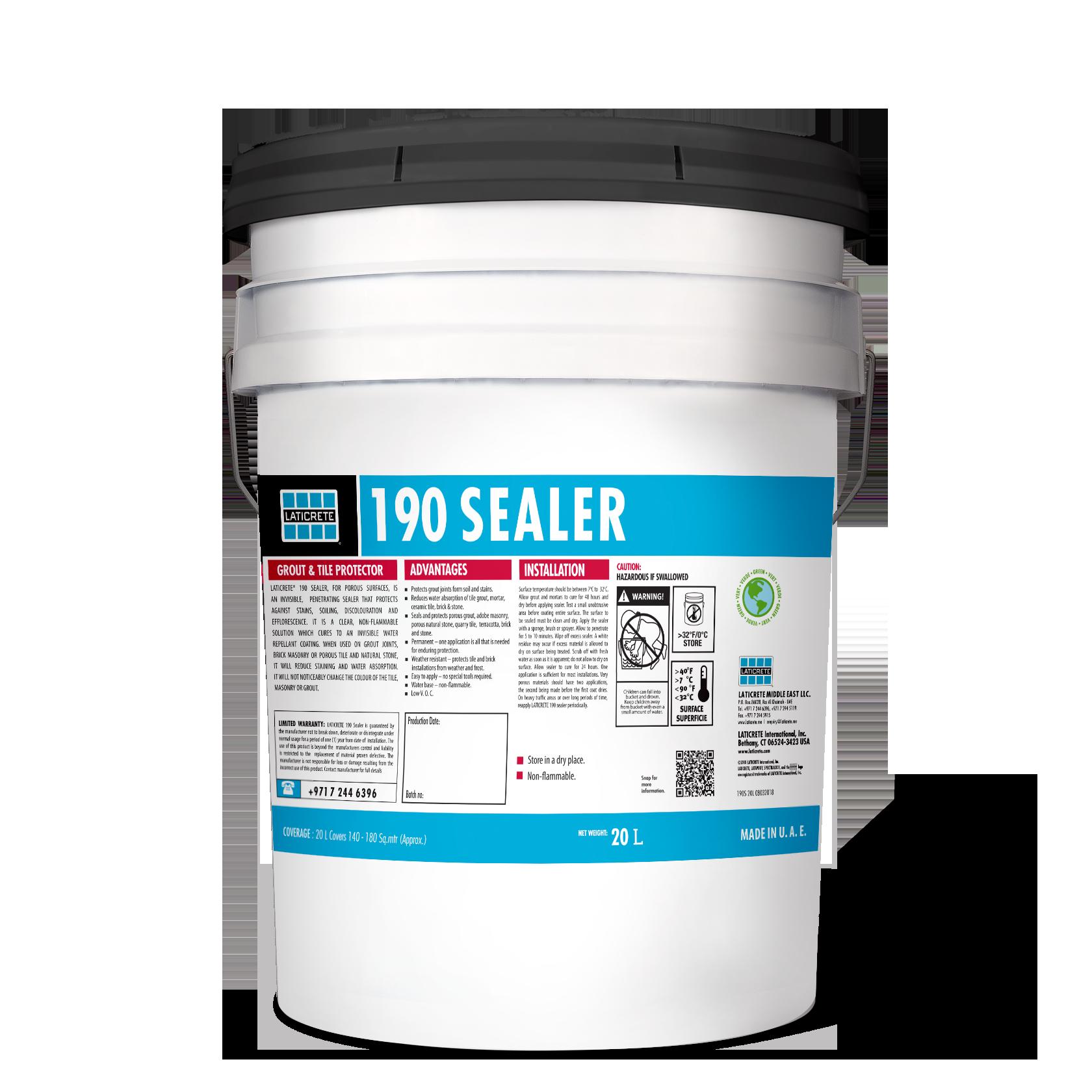 190 Sealer