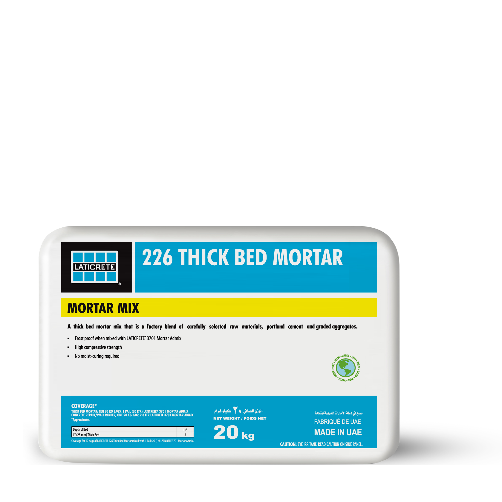 226 Thick Bed Mortar