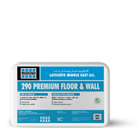 290 Premium Floor and Wall