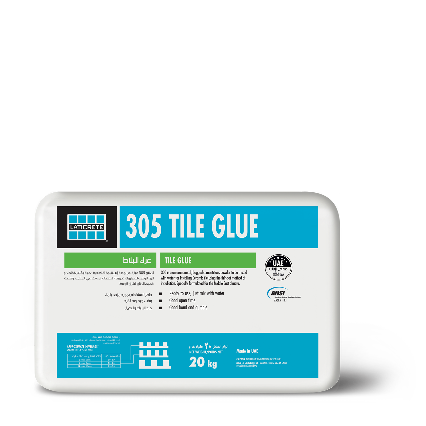 305 Tile Glue