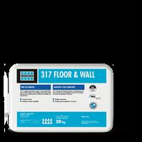 317 Floor & Wall