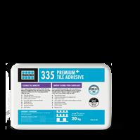 335 Premium  Tile Adhesive