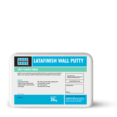 LATAFINISH Wall Putty - Coarse Finish