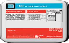 1800 Hydrophobic Grout