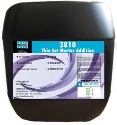 3810 Thin Set Mortar Additive