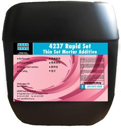 4237 Rapid Set Thin Set Mortar Additive