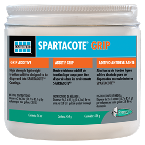 SPARTACOTE® Grip Traction Additives