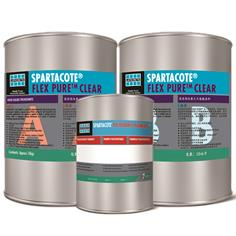 SPARTACOTE® Polyaspartic Pigments Base Kit