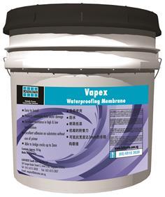 Vapex Waterproofing Membrane
